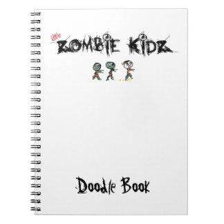 Zombie Doodle Book