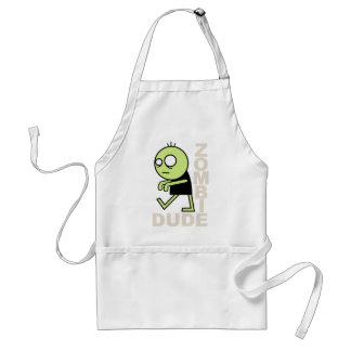 Zombie Dude Aprons