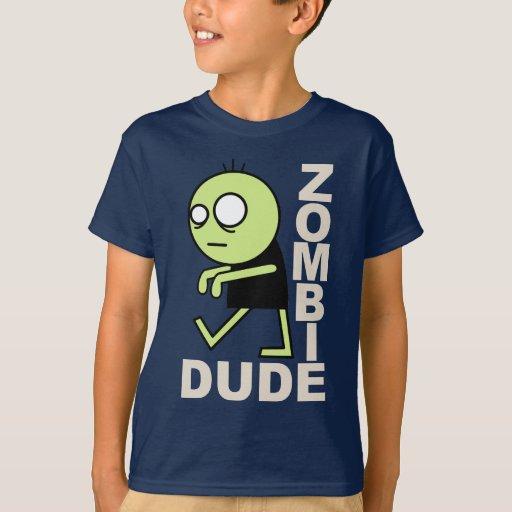 Zombie Dude Tshirt