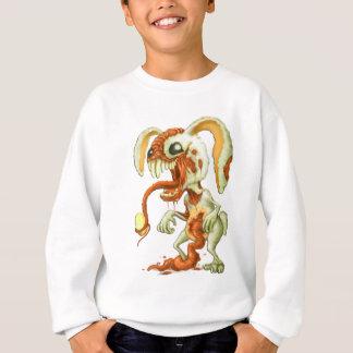 Zombie Easter Bunny Sweatshirt
