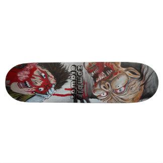 Zombie Eats Brains Skateboard