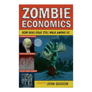 Zombie Economics Poster