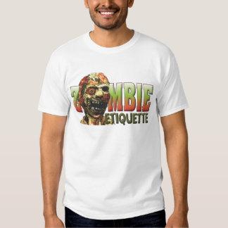 Zombie Etiquette Shirt