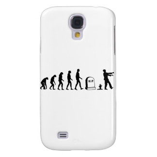 Zombie Evolution Galaxy S4 Cases