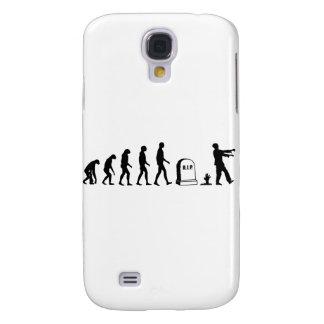 Zombie Evolution Galaxy S4 Cases