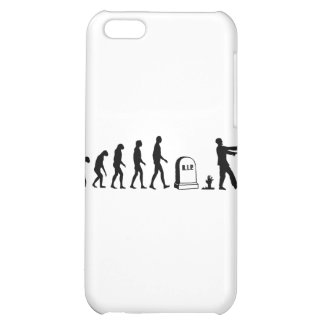 Zombie Evolution iPhone 5C Case