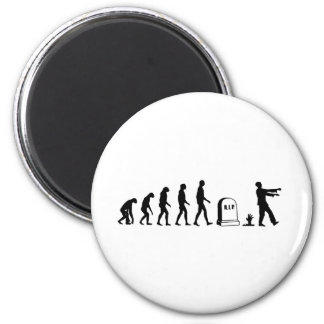 Zombie Evolution Magnets