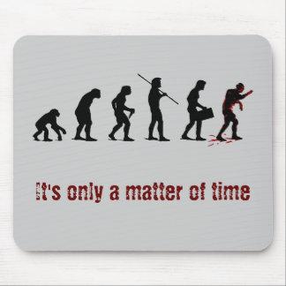 Zombie Evolution Mouse Mat