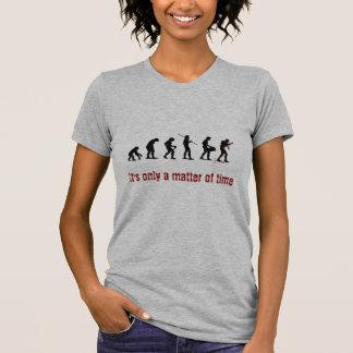 Zombie Evolution - Women's T-Shirt