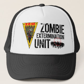 Zombie Extermination Unit hat