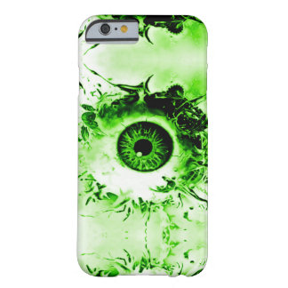 Zombie Eye Watcher Horror Show Barely There iPhone 6 Case