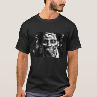 Zombie Face 7 T-Shirt