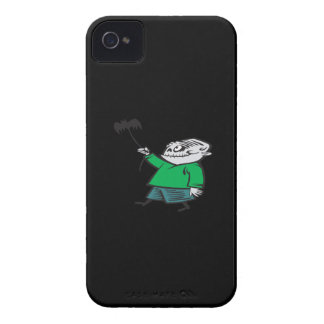 Zombie Flying Kite iPhone 4 Case-Mate Cases