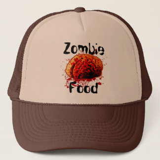 Zombie Food Trucker Hat