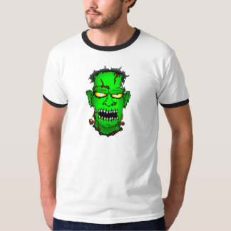 Zombie Frankenstein Shirts