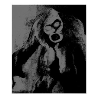Zombie Freak Poster