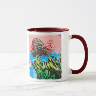 Zombie Fresh! Coffee Cup