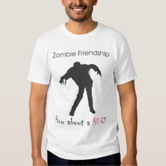Zombie Friendship T Shirt