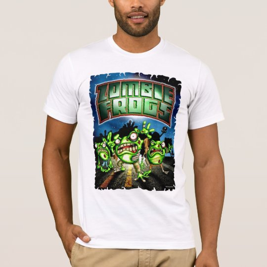 Zombie Frogs T-Shirt