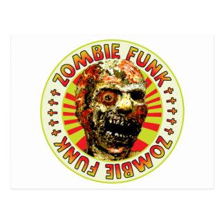 Zombie Funk Postcards