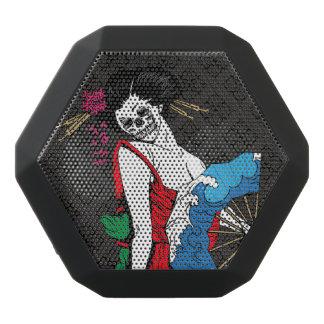Zombie Geisha Black Bluetooth Speaker