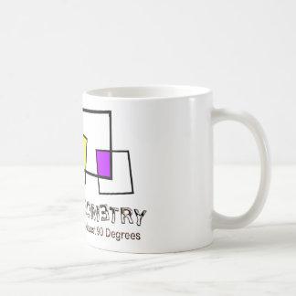 Zombie Geometry - Basic Mug