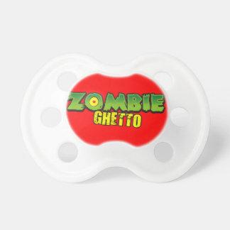 Zombie Ghetto - The Zombie Ghetto Logo Dummy