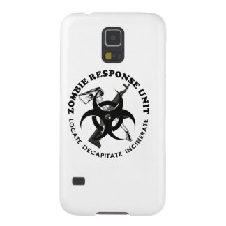 Zombie Gift Response Team Gifts Customize Galaxy S5 Case
