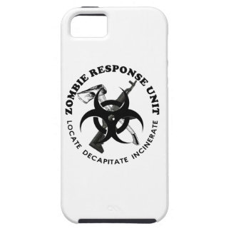 Zombie Gift Response Team Gifts Customize Tough iPhone 5 Case