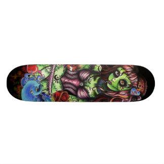 Zombie Girl 3 Skate Board Decks