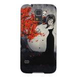 Zombie Girl Juggling Sugar Skulls Galaxy S5 Cover