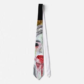 Zombie Girl Tie