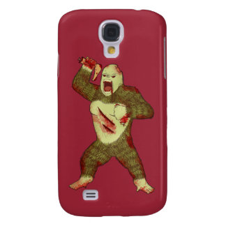'Zombie Gorilla' Galaxy S4 Case