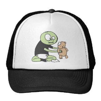 Zombie Goth Cap