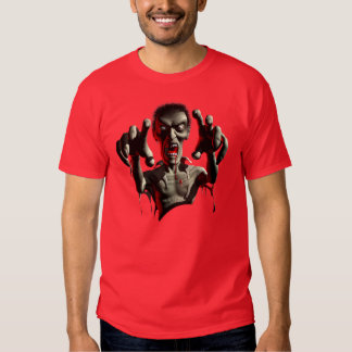 Zombie Grasping T-Shirts