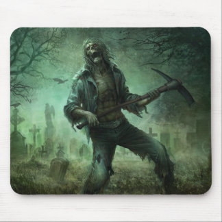 Zombie Graveyard, Mouse Pad
