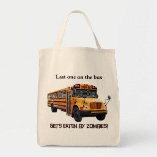 zombie grocery bag