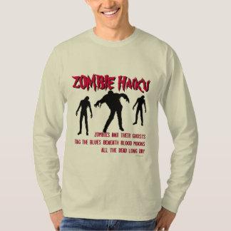 Zombie Haiku T-Shirt
