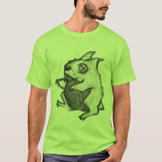 Zombie Hamster T-Shirt