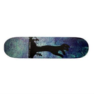 Zombie Hand black Skateboard Decks
