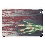 Zombie hand iPad Cases