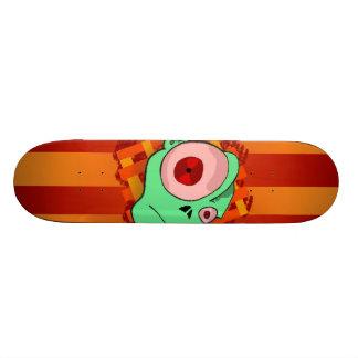 Zombie Head Skateboard