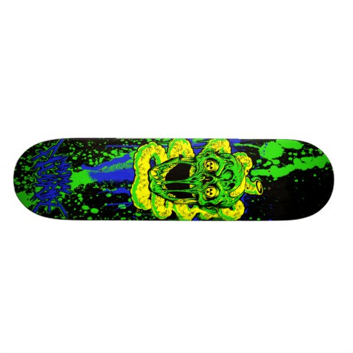 Zombie Holocaust Skateboard