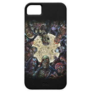 Zombie horde attack iPhone 5 cover