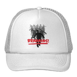 Zombie Horde Brains Cap