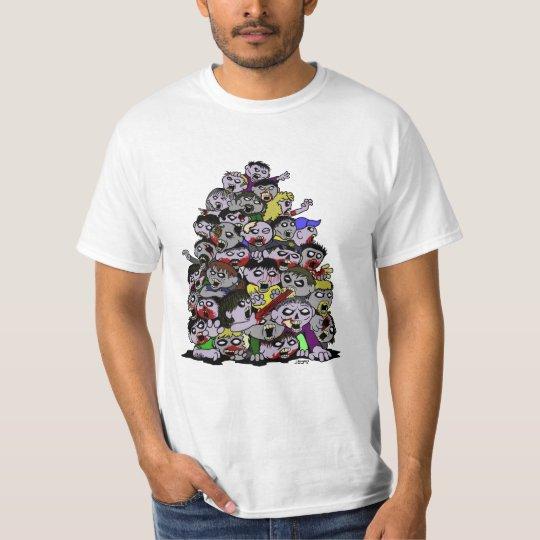 Zombie Horde - Men's Value T-shirt