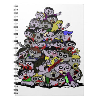 Zombie Horde Notebooks