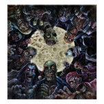Zombie Horde (Zombies Attack) Poster