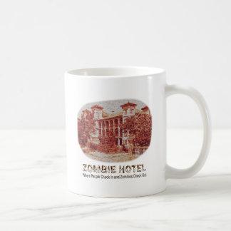 Zombie Hotel - Basic Basic White Mug