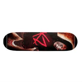 Zombie Hottie Skateboard